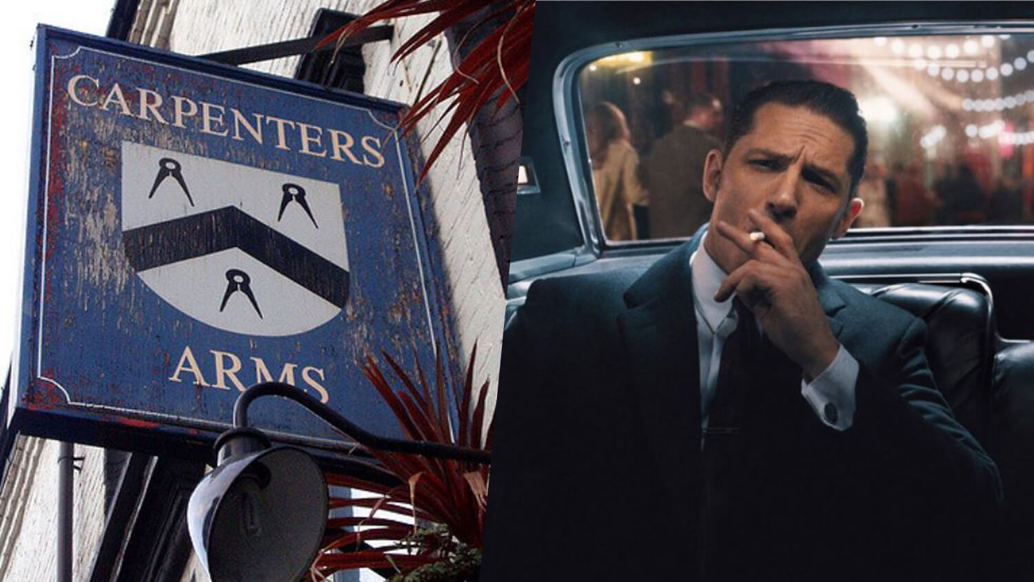 London's Former Kray Twins-Owned Mafia Hangout 'Carpenters Arms' Converts to Vegan-Friendly Pub