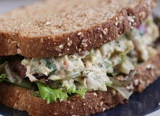 You've Never Had a Vegan Tuna Sandwich This Good Before
