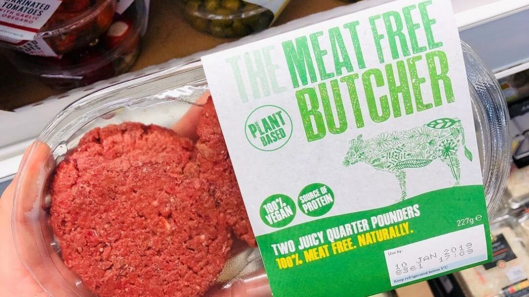 Aldi Launches Juicy Vegan Quarter Pounders and Over 10 New
