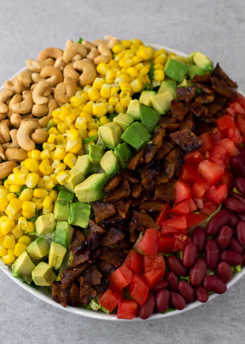 21 Vegan Salad Recipes You Need Right Now