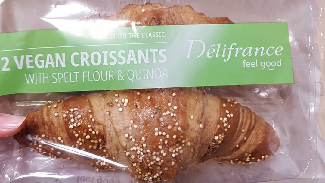 Waitrose Launch 'Healthy' Vegan Spelt and Quinoa Croissants