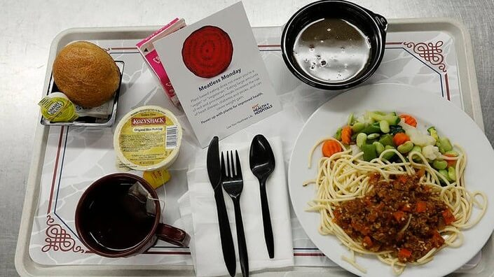 All New York City Public Hospitals Now Serving Vegan Meatless Monday Meals