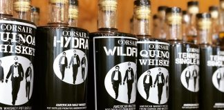 Quinoa Makes Vegan Whiskey at Nashville's Corsair Distillery