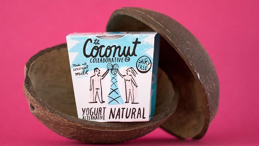 2018's Vegan Yogurt Sales Were Up By 66 Million Pounds