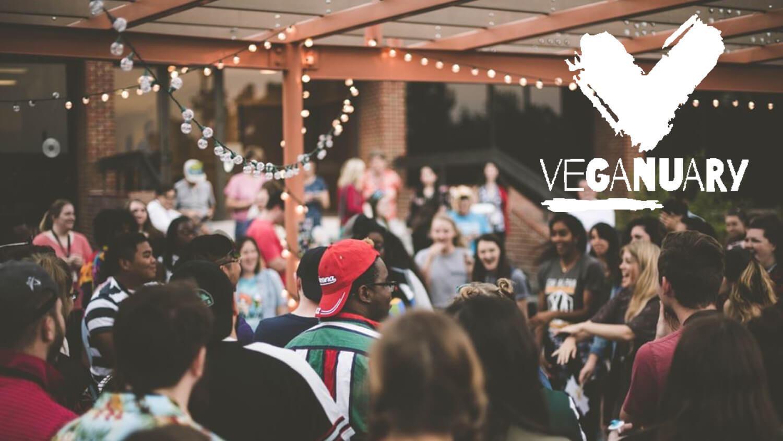Record-Breaking 250,000 People Went Vegan for Veganuary