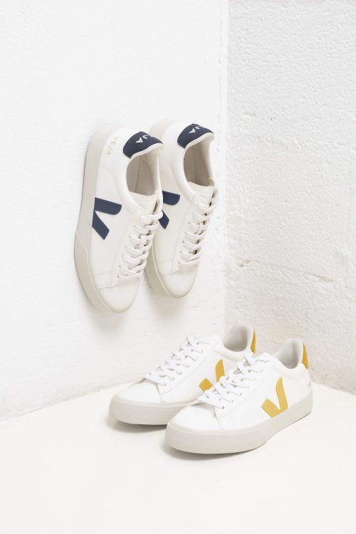 vegan leather sneakers