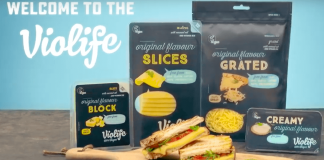 Violife Vegan Cheese Advert Airs on Mainstream TV for the First Time