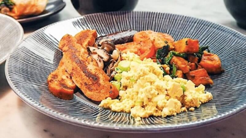 Wagamama's Vegan Breakfast Menus Launching in UK Airports