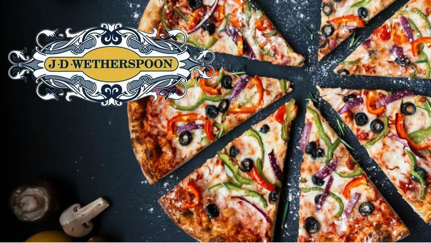 Vegan Pizza Now Available At Wetherspoons Uk Locations