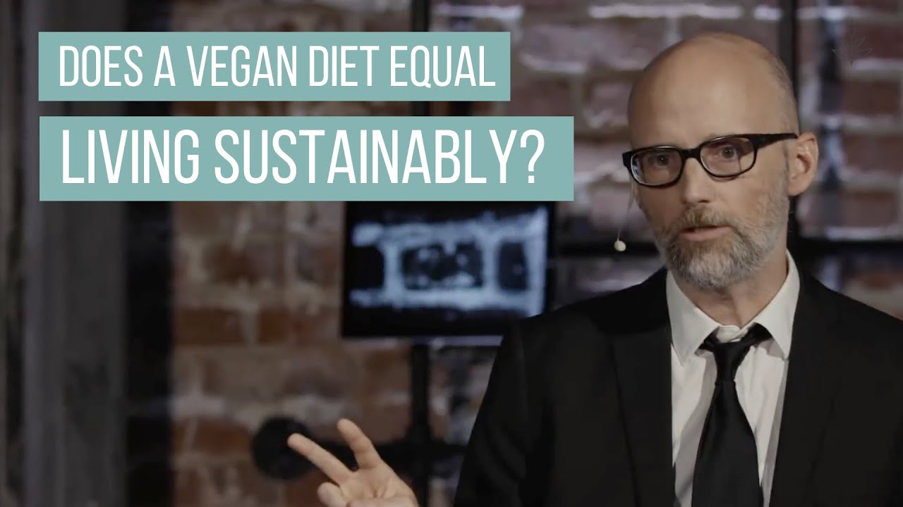 Is a Vegan Diet The Definition of Sustainable Living?