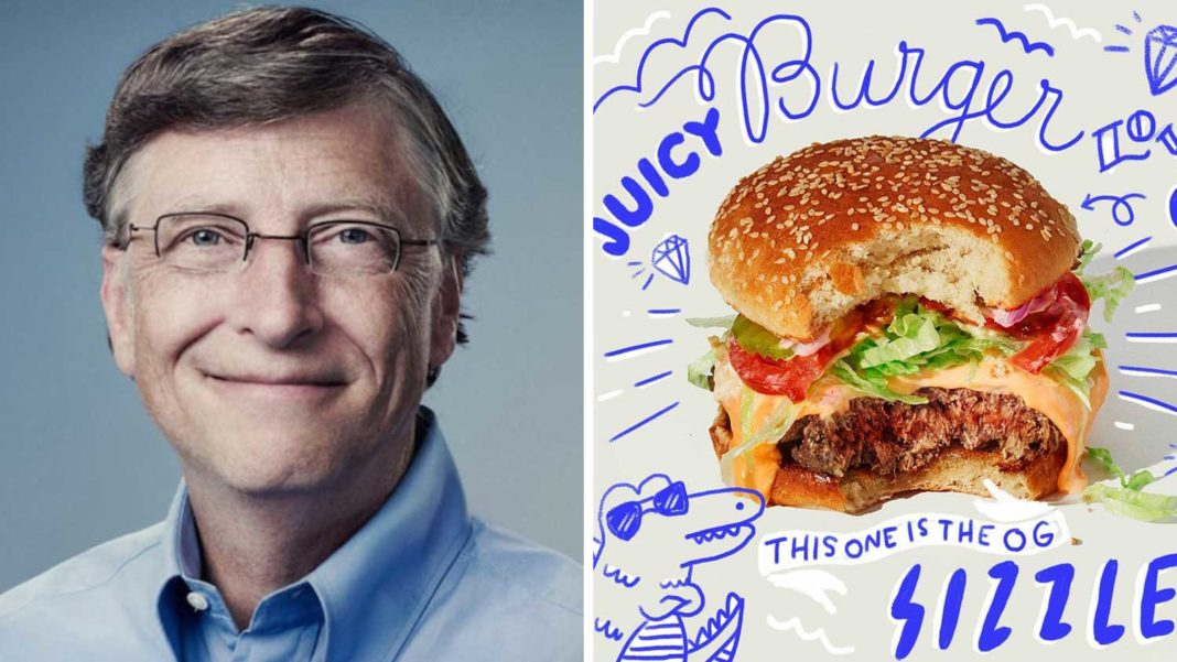 Bill Gates-Backed Vegan Meat to Launch in Supermarkets This September