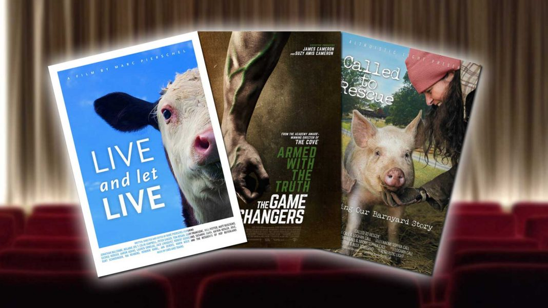 The 37 Vegan Documentaries You Have to Watch | LIVEKINDLY