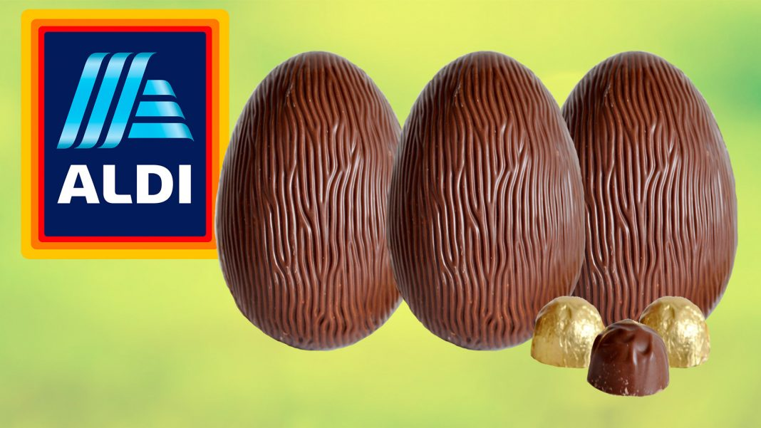 Aldi Launches Vegan Easter Eggs With 'Ferrero Rocher' Style Chocolates