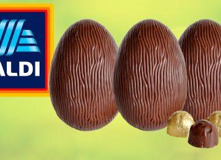 Aldi Launches Vegan Easter Eggs With 'Ferrero Rocher' Style Chocolates