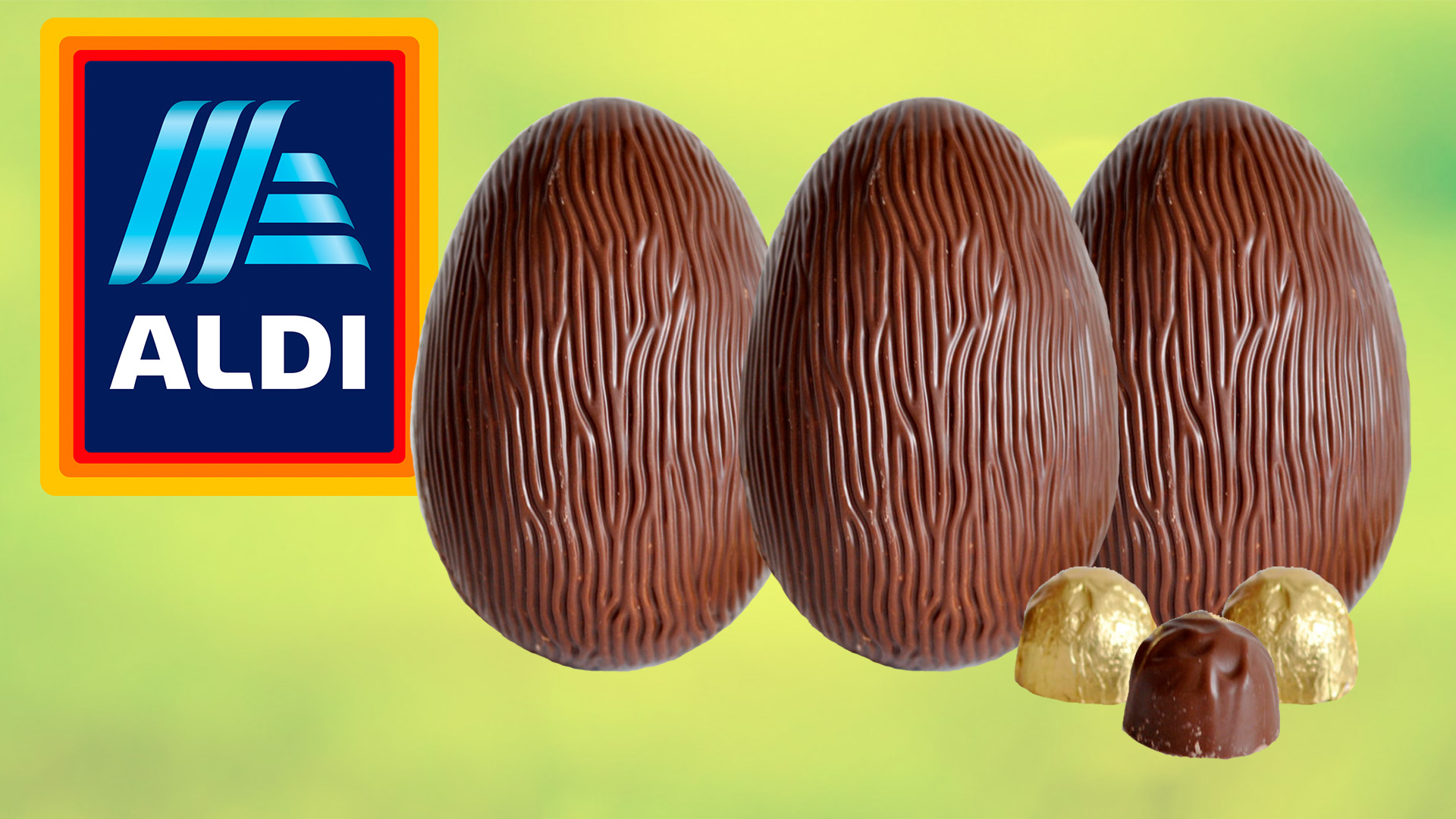 Aldi's New Vegan Chocolate Easter Eggs Are Milk and Gluten-Free