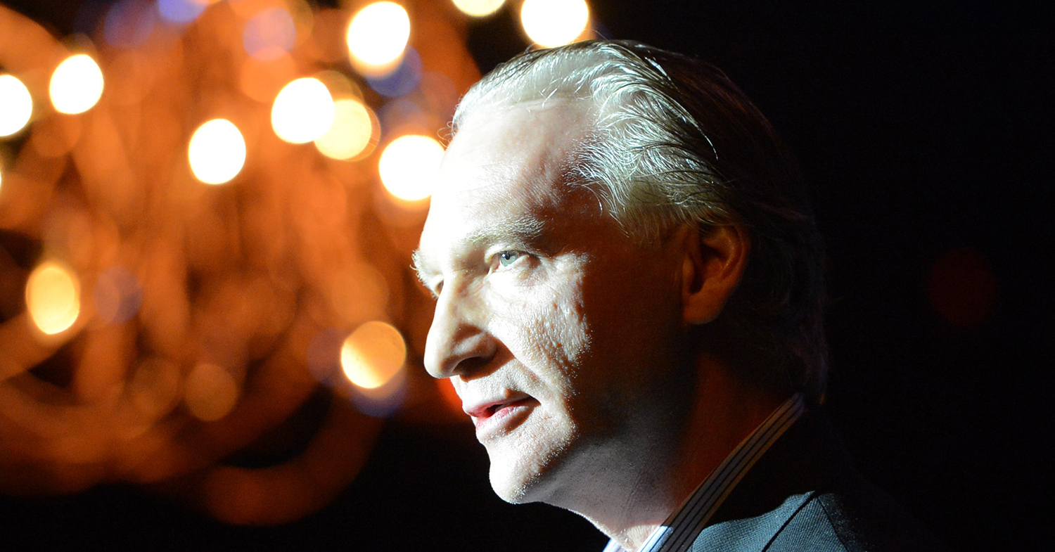 Bill Maher Says Carbon, Not Mexicans, Is the Real Threat to America