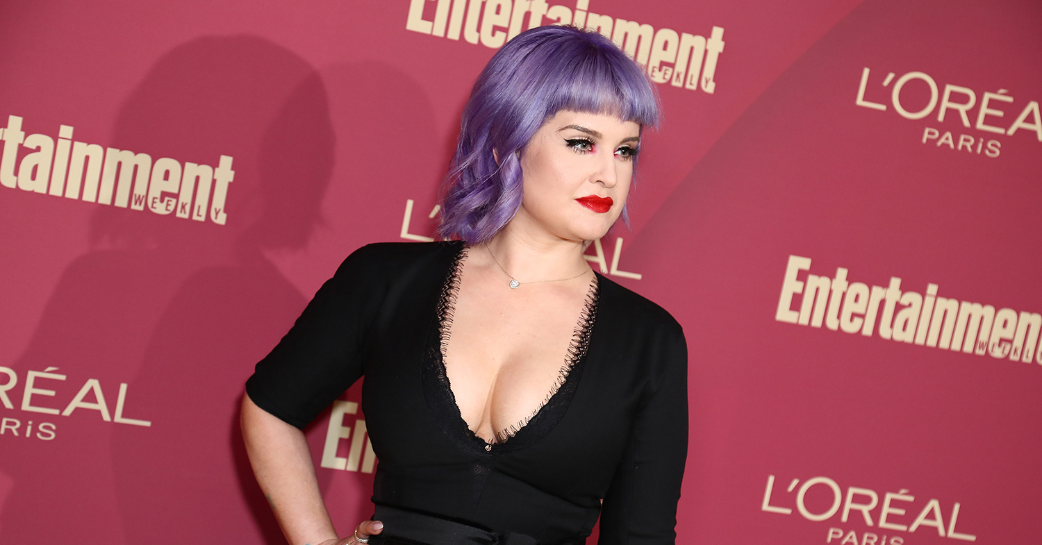 Kelly Osbourne Is So Obsessed With Vegan Milk She Ships It In From the UK