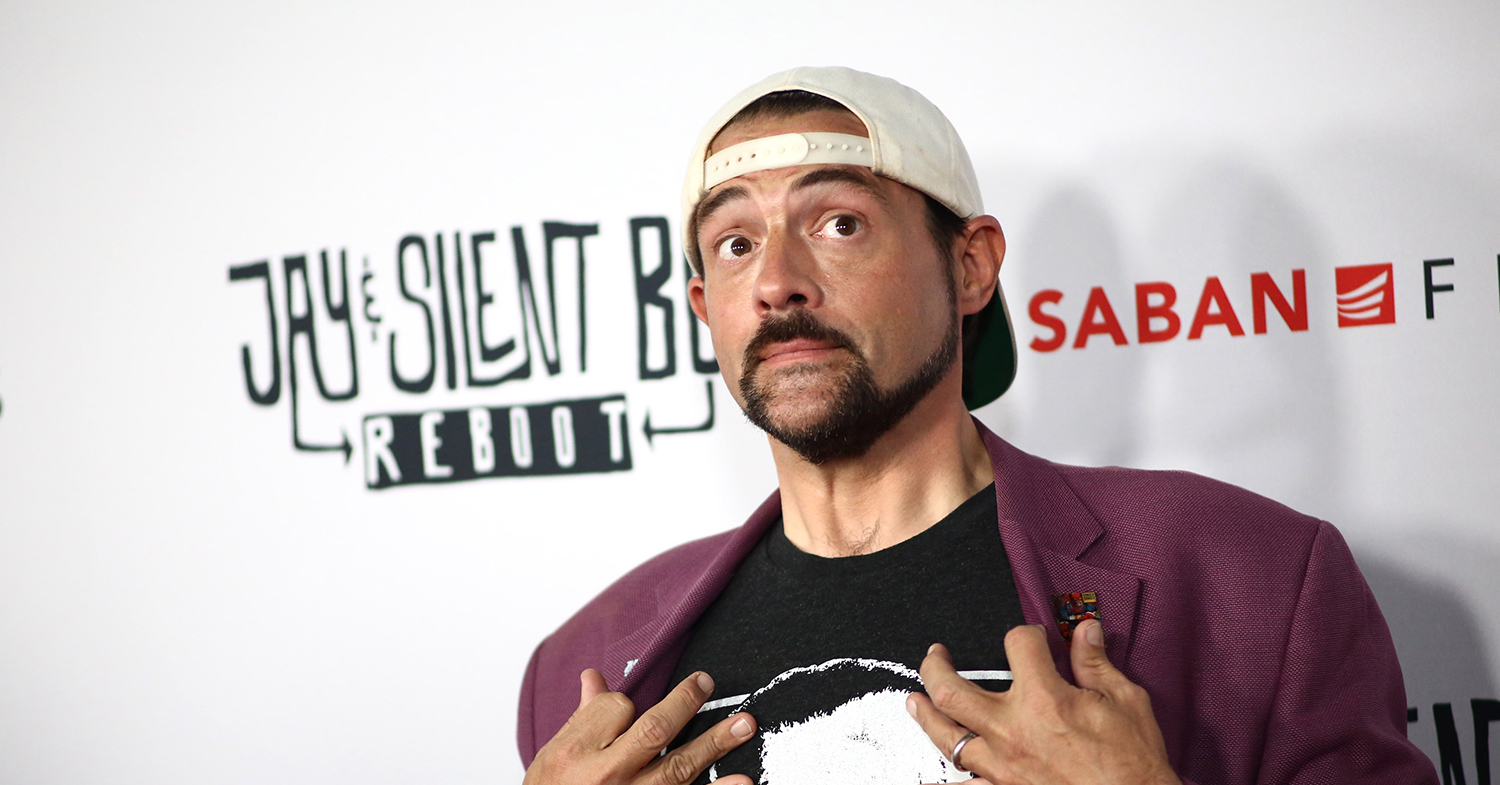 Kevin Smith Celebrates 1-Year Anniversary After Going Vegan Saved His Life