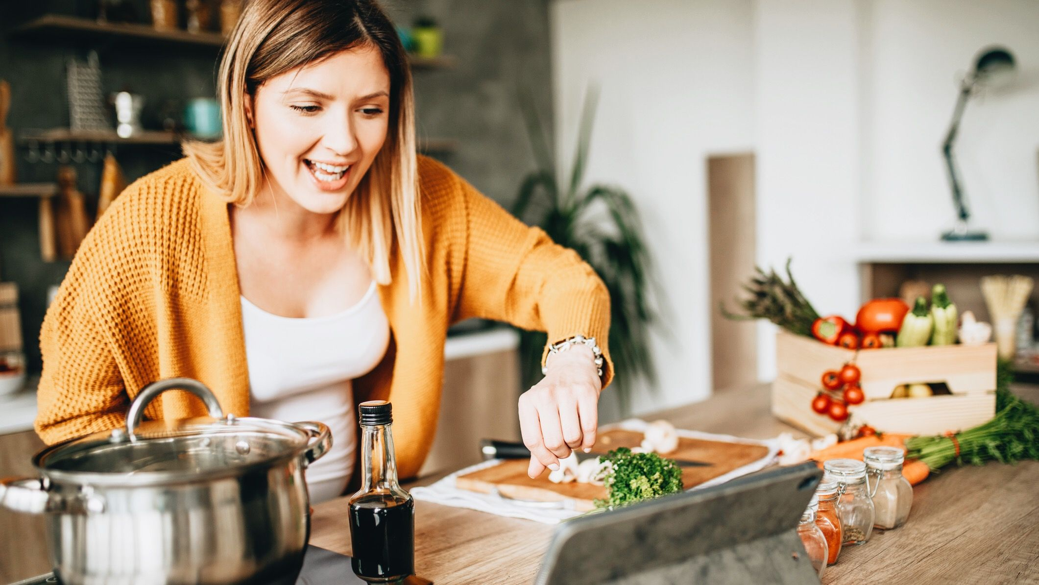 7 Surprising Ways Cooking Can Boost Your Mental Health