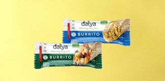 Daiya's New Vegan Burritos Are for Egg and Meat Lovers