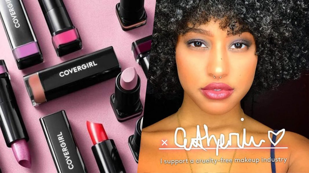 COVERGIRL Is On a Mission to Make All Makeup Cruelty-Free