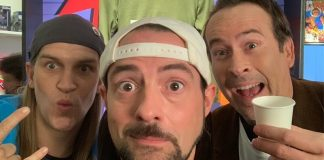 Kevin Smith Has All the Feels After a Year Being Vegan