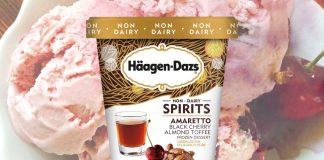 Häagen-Dazs New Vegan Ice Cream Is Made With Dairy-Free Amaretto