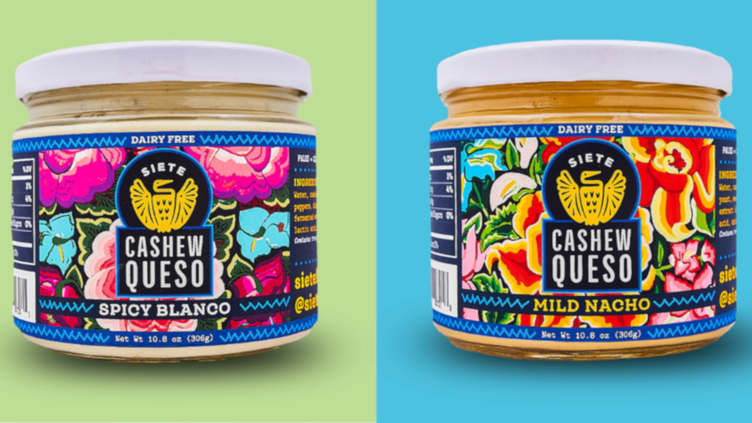 Dairy-Free Queso Brand Raises $90 Million to Make More Vegan Dips