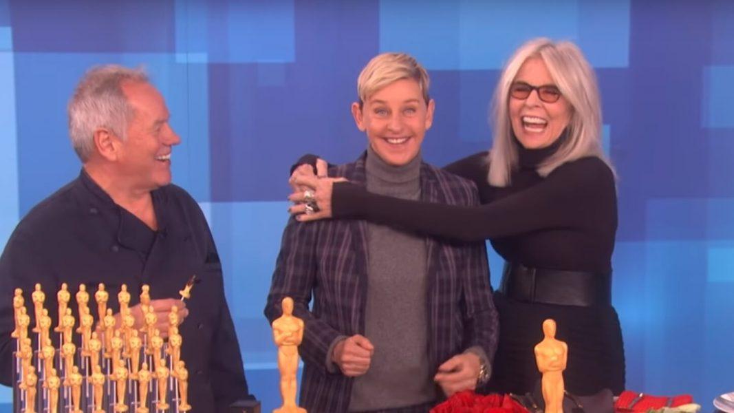 Wolfgang Puck Makes Vegan Egg Whites on the 'Ellen Show'