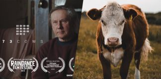 BAFTA Winning Vegan Film Goes to Parliament