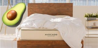This Vegan Avocado Mattress Promises Better Sleep