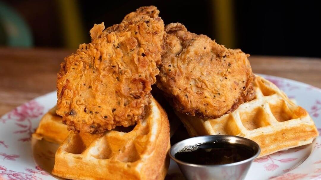The UK's Absurd Bird Is Now a Major Vegan Chicken Hotspot