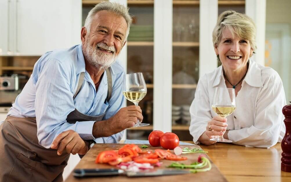 Seniors Are Going Vegan to Make Retirement More Fun