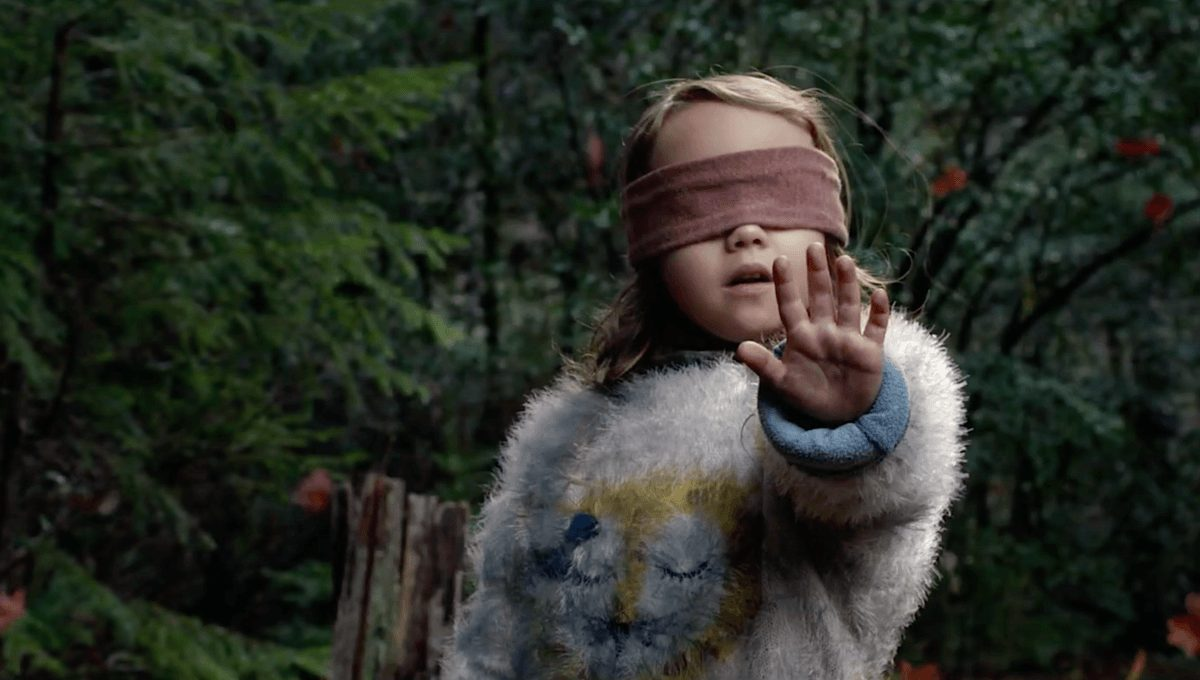 Six-Year-Old 'Bird Box' Star Is An Animal-Loving Vegetarian
