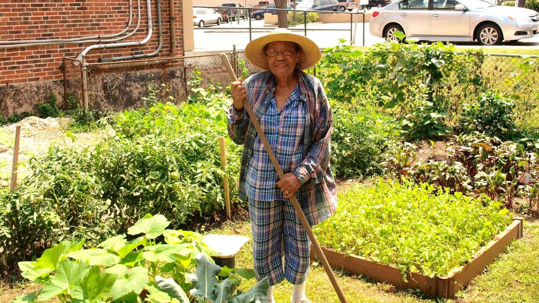Pastor Grows Vegetables to Help Community Reverse Diabetes