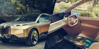 BMW's Luxury Electric SUV Will Have a Vegan Interior