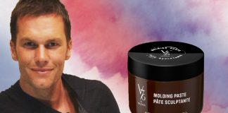 Get Tom Brady's Look With His Favorite Vegan Hair Paste