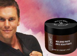 Get Tom Brady's Look With His Favorite Vegan Hair Paste