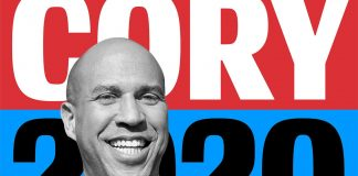 Vegan Senator Cory Booker to Challenge Trump for Presidency
