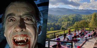 Is Dracula Vegan? He Is at This Transylvanian Yoga Retreat
