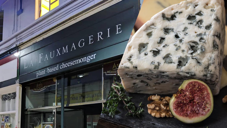 UK Gets Its First Vegan Cheesemonger In Brixton Village