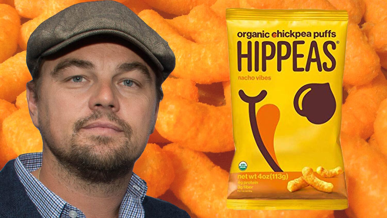 Vegan Nacho Puffs Come to Leonardo DiCaprio-Backed Hippeas