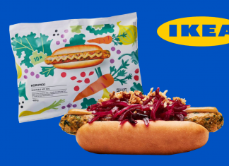 IKEA Is Now Selling 10-Packs of Its Vegan Hot Dogs