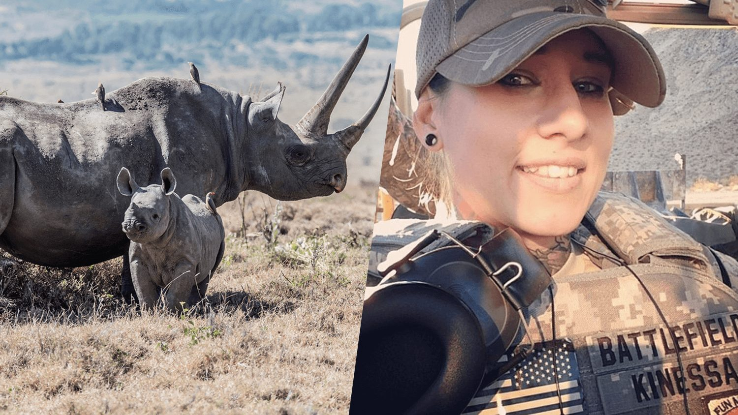 Why This 9/11 Veteran Is Now Hunting Wildlife Poachers