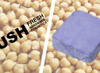 Your New Favorite Shampoo Is Made From Chickpeas