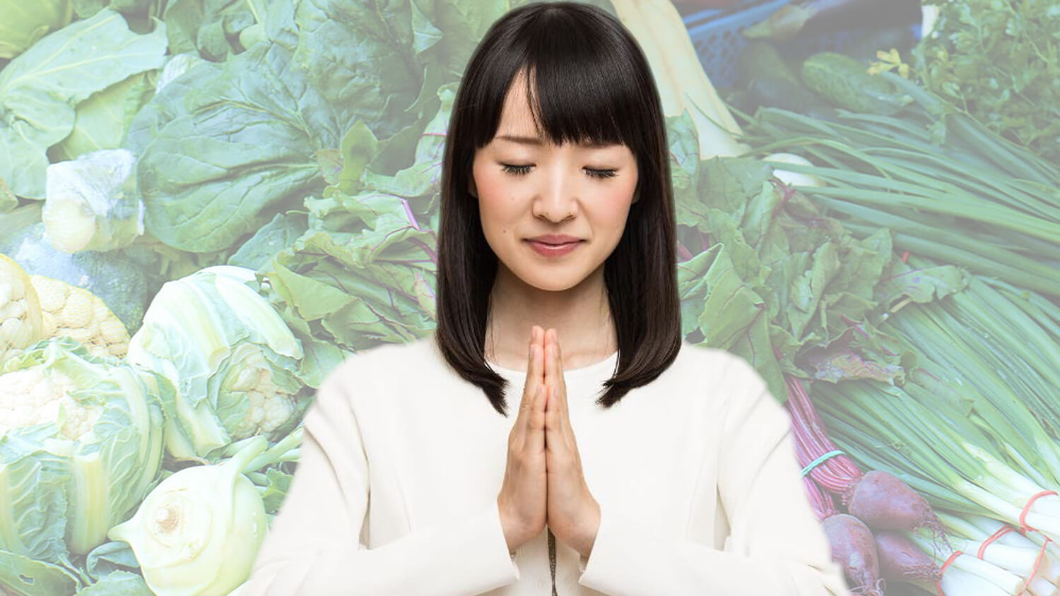 How to Marie Kondo Your Diet With Vegan Food