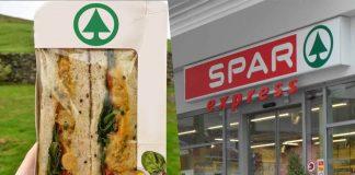 Vegan Coronation Chickpea Sandwiches Launch at Spar Supermarket