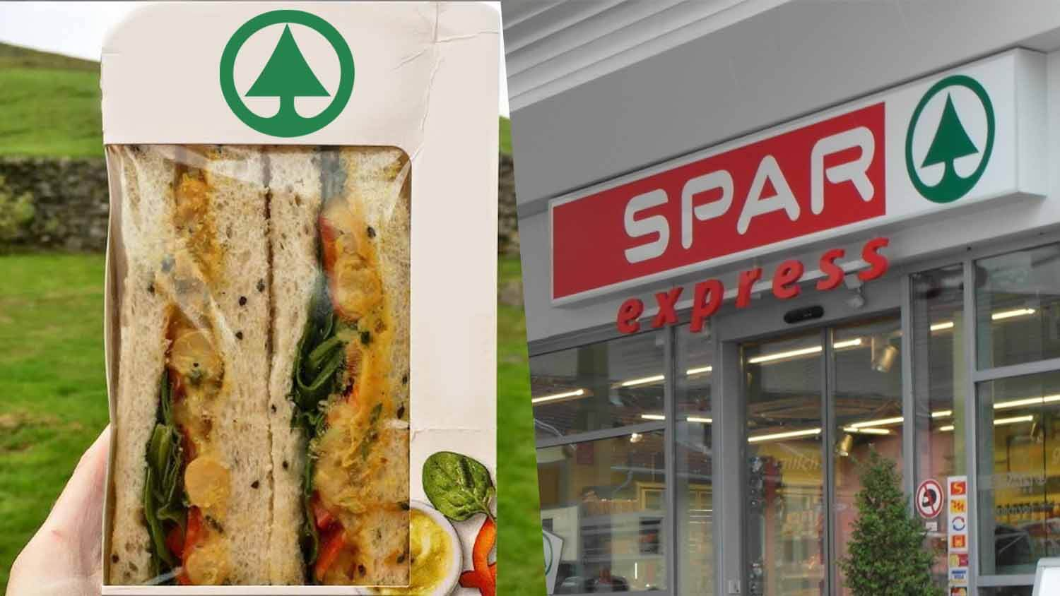 Vegan Grab-and-Go Sandwiches Now at Spar Supermarkets