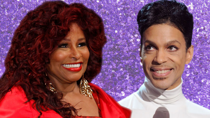 How Prince Helped Chaka Khan Get Clean and Vegan