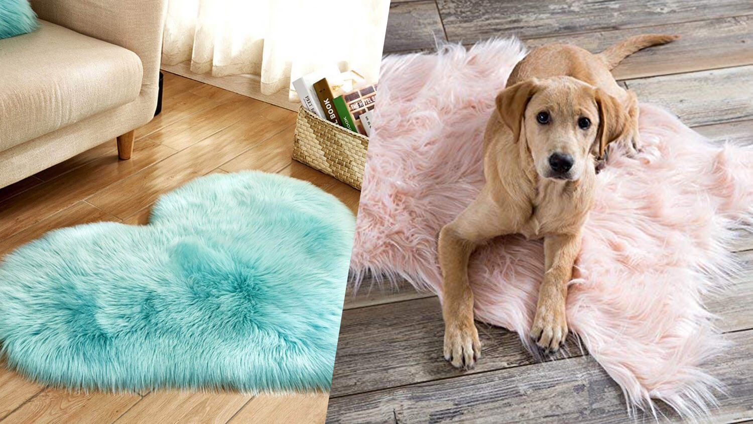 9 Faux Fur Rugs, Throws, and Blankets You Need Right Now